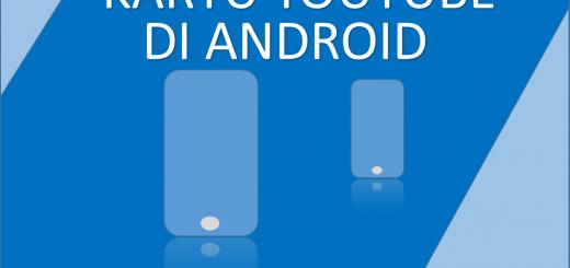 Cara Memasang Kartu Youtube di Android