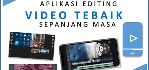 Aplikasi edit video terbaik di hp sepanjang masa
