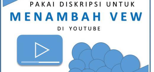 Cara Menambah View Youtube Dengan Deskripsi