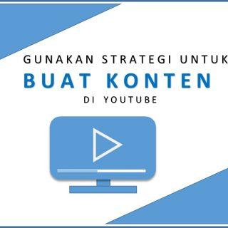 Cara membuat konten di youtube