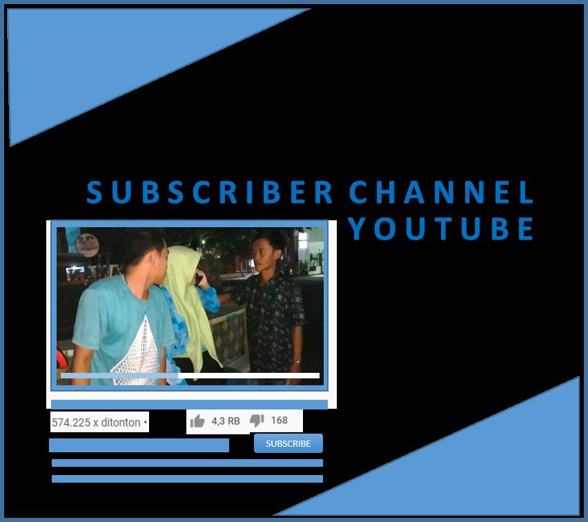 cara menyembuyikan jumlah subscriber channel youtube