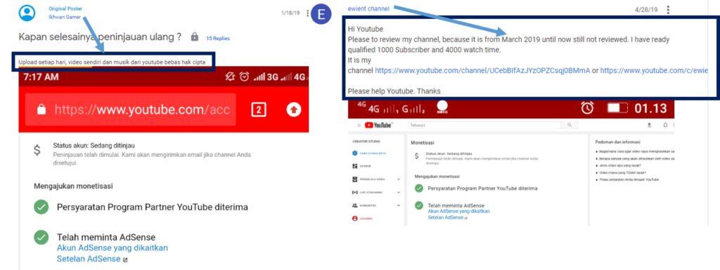 Cara Mempercepat Proses Peninjauan Monetisasi Youtube
