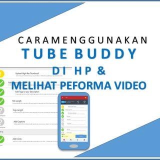 Cara Menggunakan Tubebuddy Untuk Channel Youtube