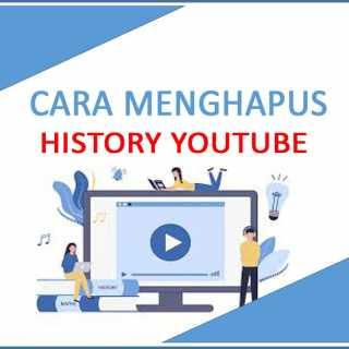 Cara Menghapus History YouTube